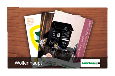 Gebrüder Wollenhaupt - Katalog