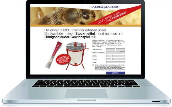 Gaede & Glauerdt - Imkerversicherungen