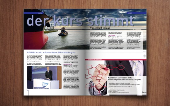 Bitmarck - Kundenmagazin