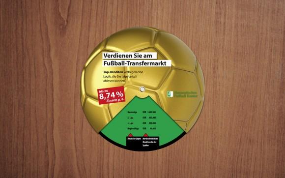 Hanseatisches Fußball Kontor - Vertriebswerbung